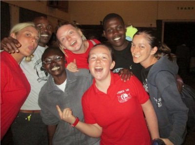 VIDES UK Volunteers Abroad Team image 1